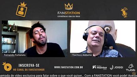 Live Fanstation - Fernando Fortunato & Tio Chico