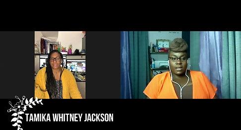 """Online Elevator Pitch"". Taking your business online. Website Designer Tamika Whitney Jackson"