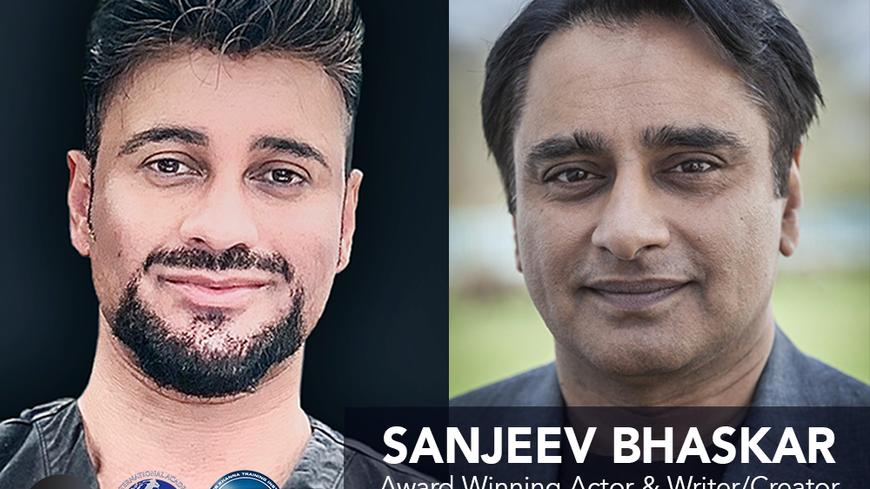 Prof Bob & Friends LIVE / Episode 7: Sanjeev Bhaskar
