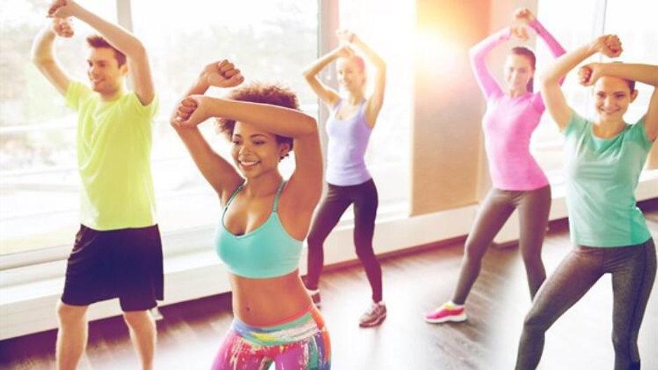 Fitness Zumba Dance