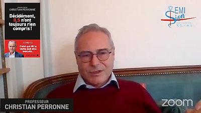 facebook live Pr Perronne Extraits