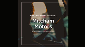 Mitcham Motors ad no.1