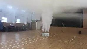 學校禮堂 | Ultra Mist 殺菌抗菌處理
