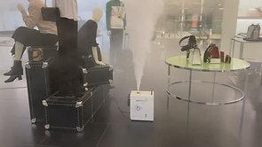 服裝零售店 | Ultra Mist 殺菌抗菌處理