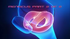 Meniscus bonus video part 2 of 2