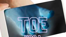 Toe strengthening