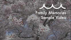 Family Memories Sample Video