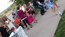 DJing Racine & Justin's Wedding Reception