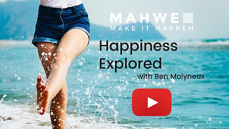 Ben Molyneux - Happiness Explored