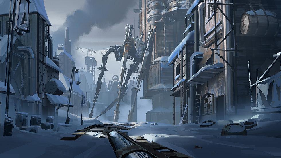 Frostpunk: Fall of Winterhome
