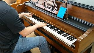 Aeolian Two Tone Console