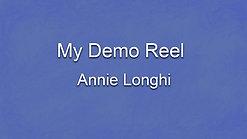 My Demo Reel