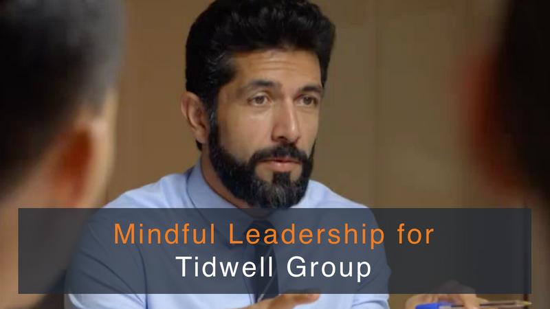 Tidwell Mindful Leadership