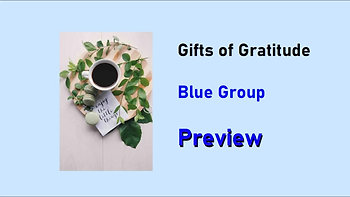Blue Group Preview