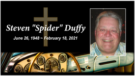 Funeral Service for Steven Duffy