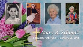 Mass of Christian Burial for Mary Schmitz