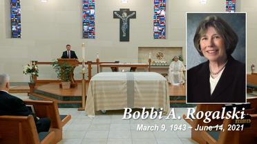 Funeral Mass for Bobbi A. Rogalski