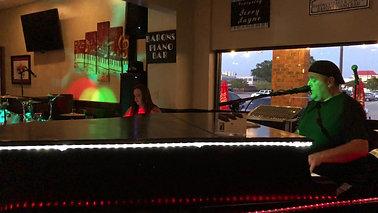 Jerry Layne @ Barons Piano Bar