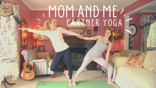 Mothers Day Partner Yoga