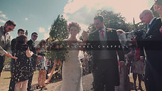 The Wedding of Poppy and Michael Chappell