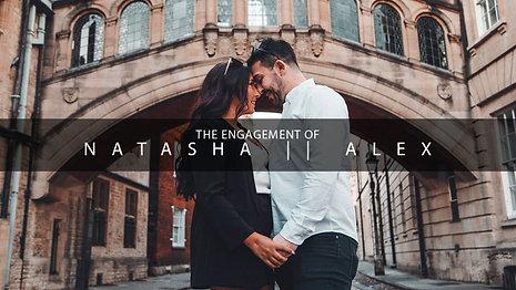 The Engagement of Natasha and Alex