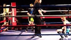Dominik Golden Belt British title