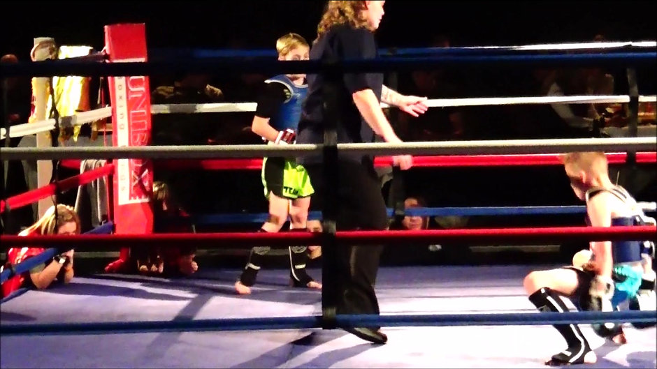 UMA Junior Thaiboxers