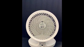 Portable Fan with Light
