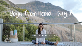 Yoga from Home - Day 7