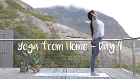 Yoga from Home - Day 4