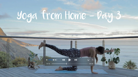 Yoga from Home - Day 3