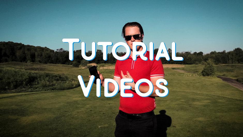 Tutorial Videos
