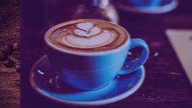 Advertisement for Nescafe/ Bru