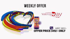Valentine's Day Offer Sample Videos