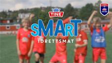 TINE Smart Idrettsmat