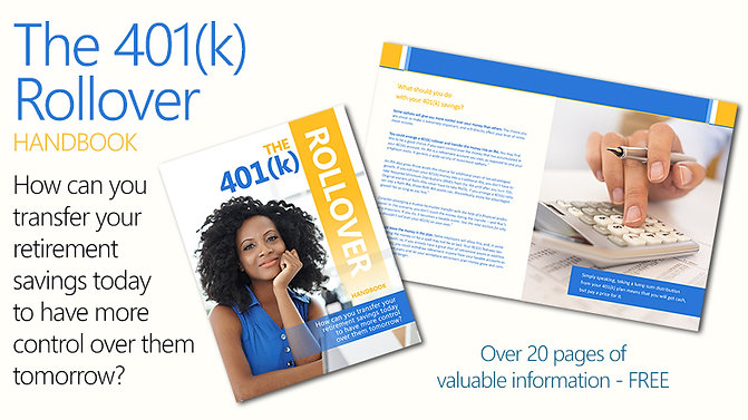The 401(k) Rollover Handbook