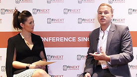 FiNext Conference Singapore - Joesph Flaten _ Interview
