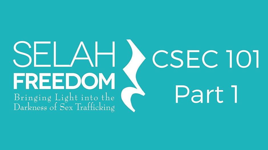 CSEC Training Videos