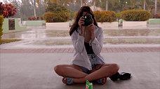 FRANCESCA TAKES A PHOTO