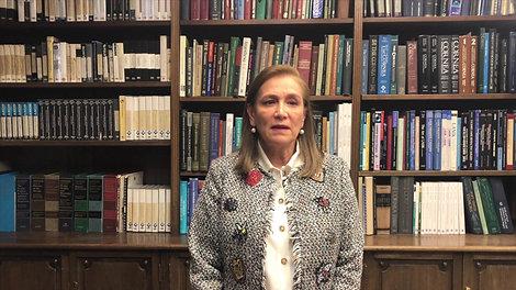 Doctora Ángela María Gutiérrez Marín