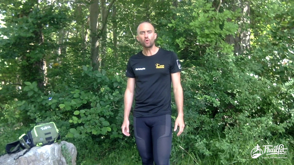 Présentation Christophe Gerbet - Trail Fit JURA