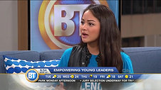 Breakfast Television: Student leaders tackle mental health issues