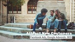 Butterfly Social Media Ad