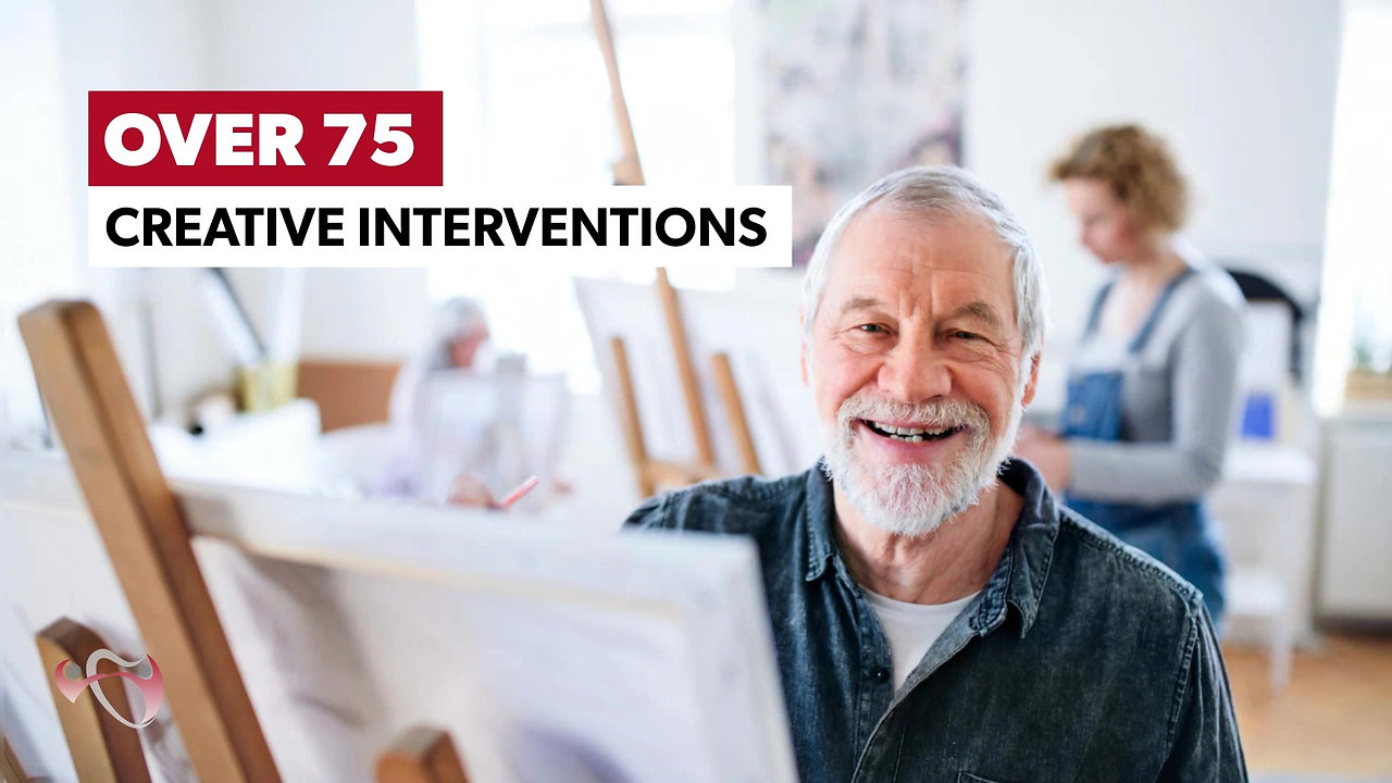 Creative Interventions for Mental Health Professionals