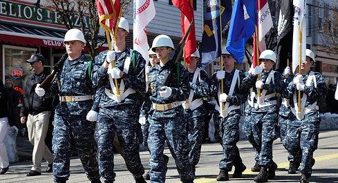 South Amboy St  Patricks Day Parade