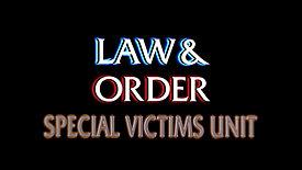 """Law and Order SVU"" Scene"