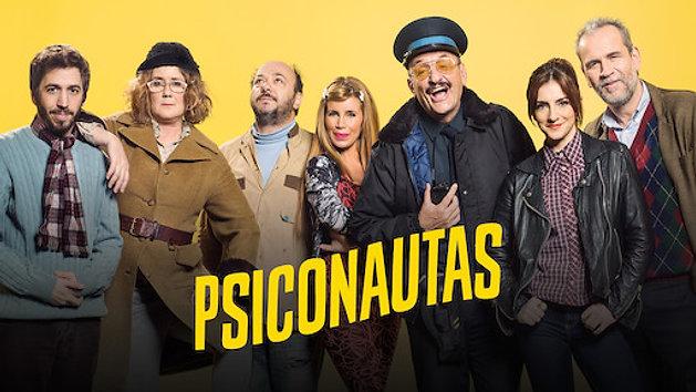 PSICONAUTAS 1ra Temporada - Ambientadora (Dir Cali Ameglio)