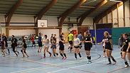 Tournoi Interclub - Echauffement (31.10.2016)