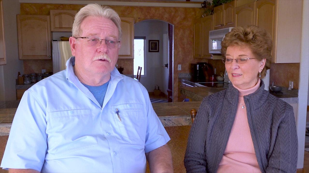 Bob and Regina