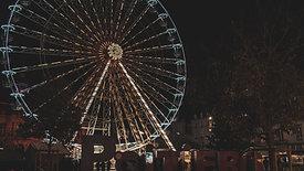 La Grande Roue à Poitiers